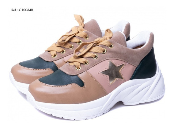 Tênis Chunky Sneaker, Modelo 02