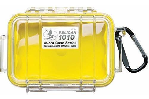 1010 Caso Micro Amarillo Claro