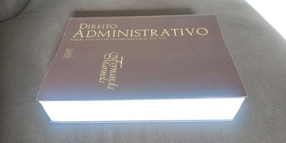 Livro Direito Administrativo