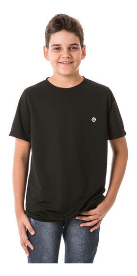 Camiseta Infantil Masculina Com Proteção Solar Extreme Uv