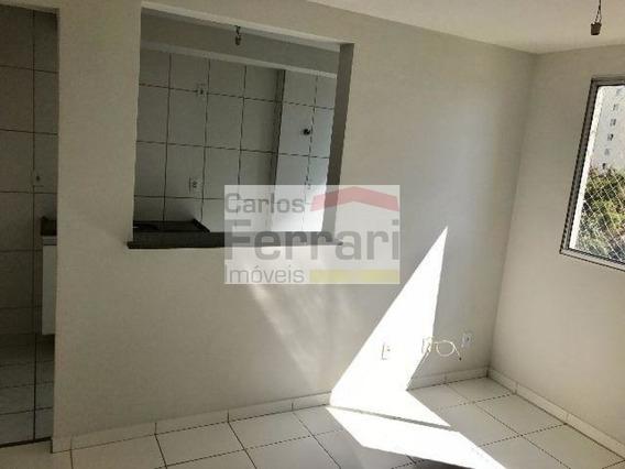 Apartamento Vila Maria/pq Novo Mundo 260.000 - Cf16025