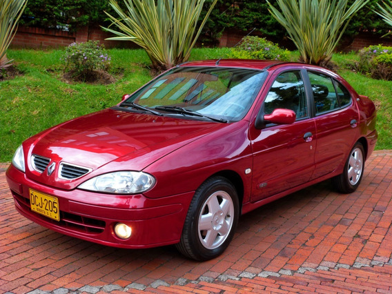 Renault Megane 1.6 Mecánico Full Equipo Doble Airbag Y Abs