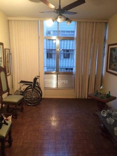 Apartamento À Venda, 140 M² Por R$ 985.000,00 - Icaraí - Niterói/rj - Ap36424