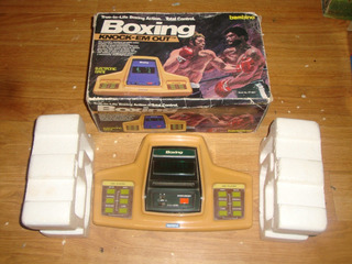 Game And Watch Boxing Juego Electronico Handheld (ss02016)