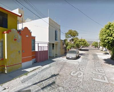 Casa De Remate Bancario En Santiago Llanos Grandes Queretaro