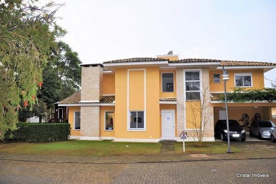 Casa Para Venda, 4 Dormitórios, Granja Viana - Cotia - 21164