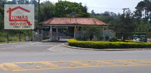 Chácara Jaraguá, Dentro Da Cidade De  São Paulo - Ch0019