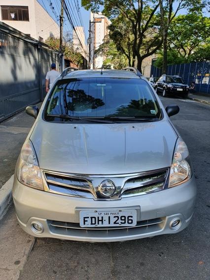 Nissan Livina 1.8 S Flex Aut. 5p 2012