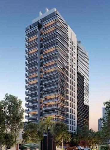 Apartamento Para Venda Em São Paulo, Pinheiros, 3 Dormitórios, 3 Suítes, 4 Banheiros, 2 Vagas - Cap2615_1-1236294