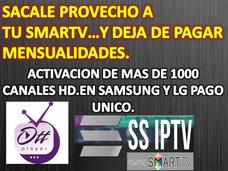 Activacion De Smartv !