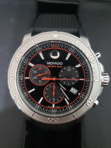 Baixei Pra Vender Relógio Movado Series 800