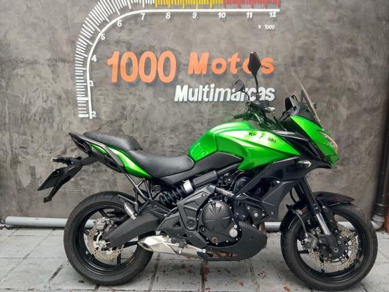 Kawasaki Versys 650 2016 Otimo Estado Aceito Moto