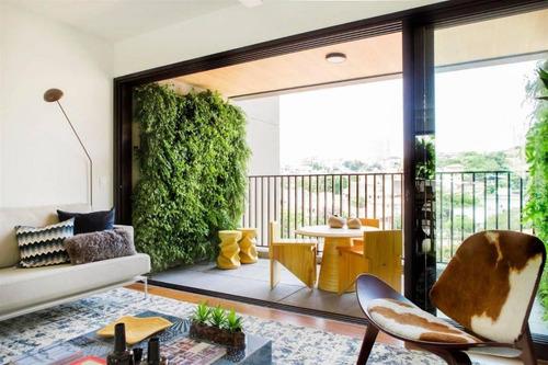 Apartamento Para Venda Em São Paulo, Vila Ipojuca, 2 Dormitórios, 1 Suíte, 2 Banheiros, 2 Vagas - Cap1689_1-1180183