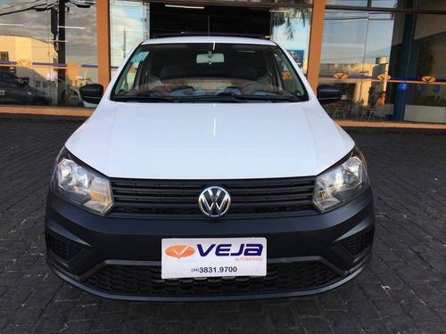 Imagem 1 de 8 de Volkswagen Saveiro 1.6 Msi Robust Cs 8v Flex 2p Manual