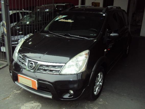 Nissan Livina X-gear 1.8 Sl Flex - 2013, Veículo Muito Novo