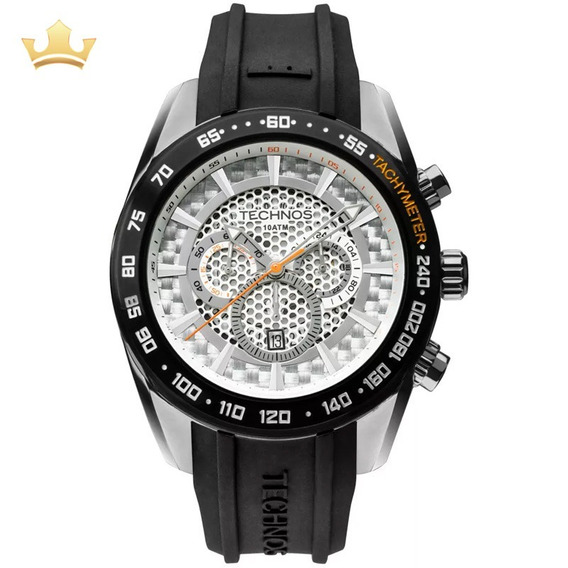 Relógio Technos Masculino Os20hm/8p Com Nf