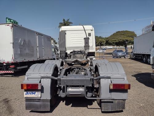 Imagem 1 de 14 de Caminhão Cavalo Truck  6x4 Baixo  Km Stralis 480 R500