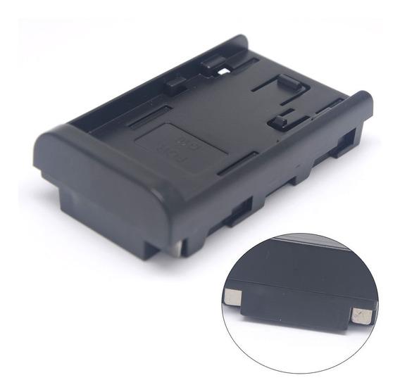 Adaptador Conversor Bateria Panasonic Iluminador Led Sony