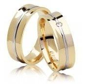 Aliança Ouro 18k -bodas Prata 5,5mm - 6gr.cada-preço Unit.
