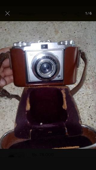 Camara Fotografica Profesional Zeiss Ikon (25 Vrds)