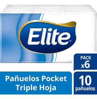 Pañuelos Carilina Elite Seda Caja X 35 Pack X 6