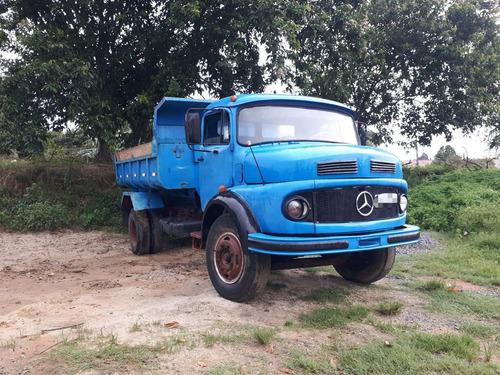 Mercedes Bens 1113 C 1113 Cacamba Toco
