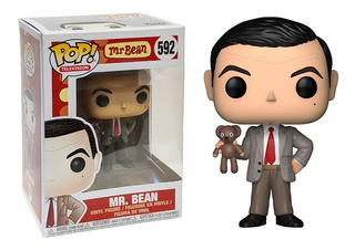 Funko Pop Mr Bean #592 Jugueterialeon