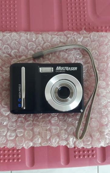 Câmera Fotográfica Multilaser Dc800