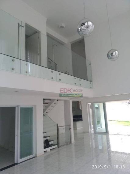 Casa Com 2 Dormitórios À Venda, 275 M² Por R$ 900.000 - Campos Do Conde Chambord - Tremembé/sp - Ca3776
