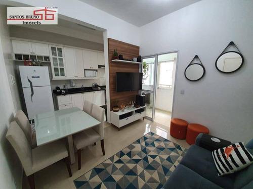 Imagem 1 de 18 de Apartamento Com 2 Dormitórios À Venda, 46 M² Por R$ 335.000,00 - Itaberaba - São Paulo/sp - Ap3616