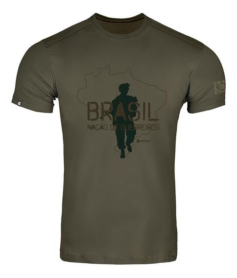 Camiseta T-shirt Concept Invictus Várias Estampas