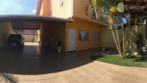 Casa Com 3 Dorms, Jardim Ponte Grande, Mogi Das Cruzes - R$ 700.000,00, 210m² - Codigo: 507 - V507