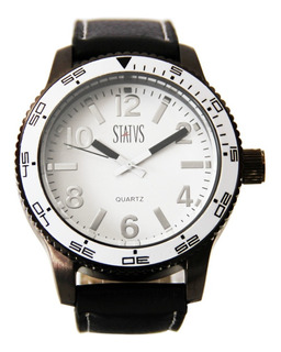 Reloj Hombre Doble Malla Status M781g-012 Garantía Oficial
