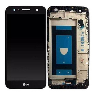 Tela Display Lcd Touch Frontal Lg K10 Power M320 M320tv Pret