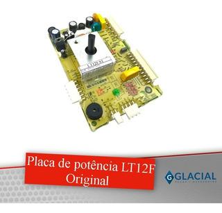 Placa De Potência Da Lavadora De Roupas Lt12f Original