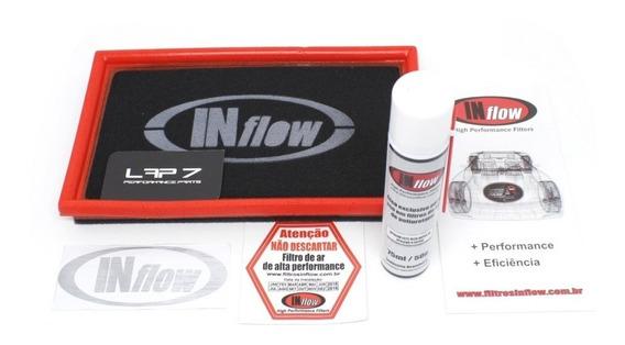 Filtro De Ar Esportivo Inbox Inflow Ford Fusion 2.3 16v   2.5 16v   2.5 16v Hybrid 2006 A 2012 Hpf2400