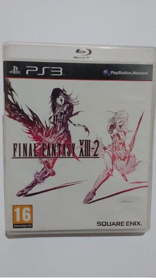 Final Fantasy Xiii-2 - Mídia Física - Ps3