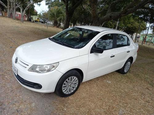 Volkswagen Voyage 2012 1.6 Vht Trend Total Flex 4p