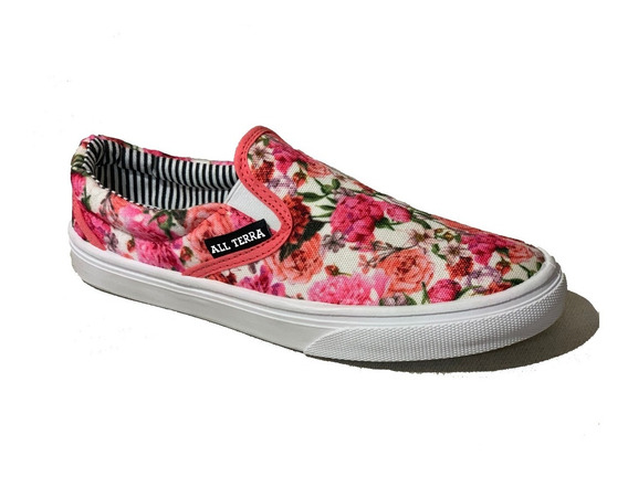 Gran Oferta!!! Zapatilla Urbana All Terra Art 7000