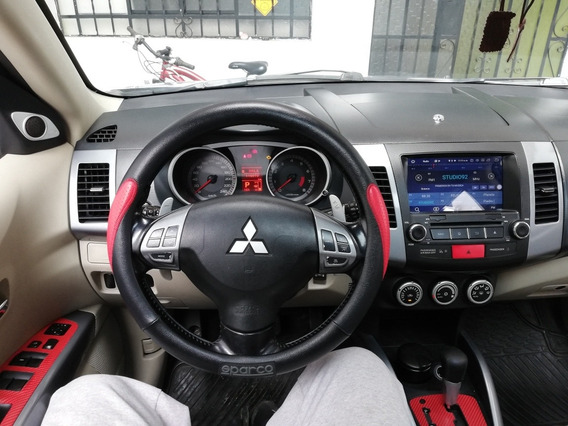 Mitsubishi Outlander Version Mas Completa