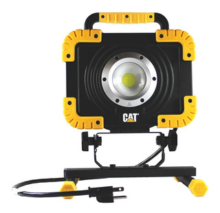 Lampara Luz De Trabajo Led Con Soporte Cat Caterpillar