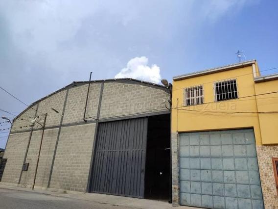 Galpones En Alquiler En Zona Industrial 21-4704 Rg