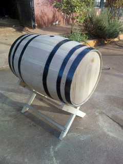 Barrica 100% Roble Blanco Francés World Cooperage 200 Lts.