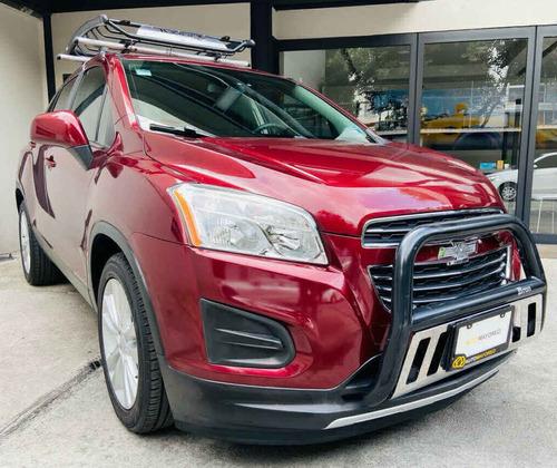 Imagen 1 de 9 de Chevrolet Trax 2016 5p Ls L4/1.8 Man