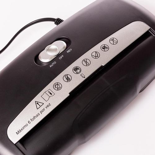 Fragmentador Triturador Picador Cortador De Papel 601sb 220v