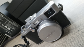 Câmera Fujifilm X100 Intacta