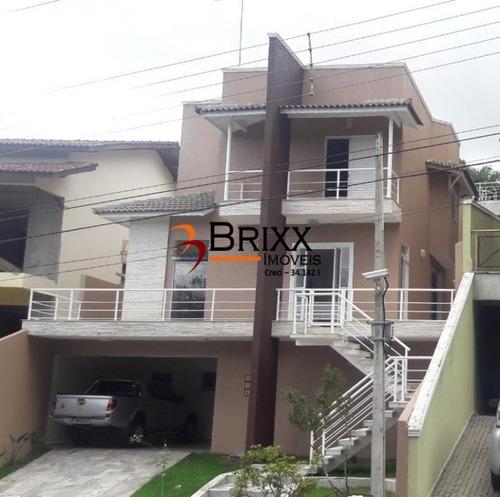 Casa Condomínio Com 04 Quartos-á Venda/locação -arujá - Ca-282