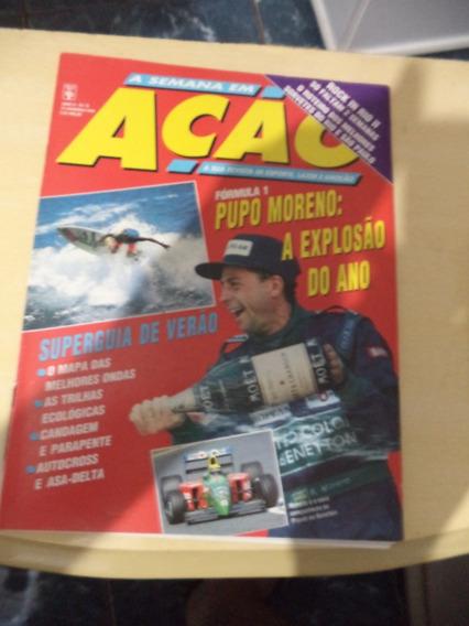 Revista São Paulo Em Ação Nº 2 - Roberto Pupo Moreno