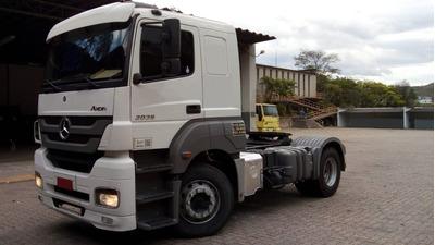 Caminhão Mb Axor 2036 Ano 2016