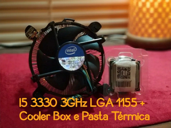 Processador Intel Core I5 3330 Lga 1155 + Cooler